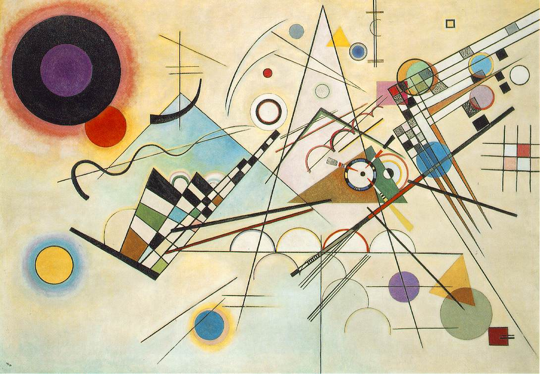 Kandinsky abstract art